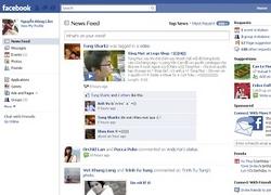 Facebook bắt đầu tung ra trang chủ được cập nhật