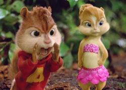 """""""Alvin and the Chipmunks 3″ đã thật sự mắc cạn!"""