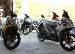 Những thay đổi trên Yamaha Nouvo mới tại Việt Nam