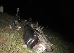 Xe máy lao xuống vực, hai thanh niên chết thảm