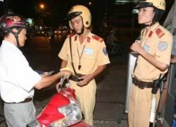 Không phạt xe máy thiếu 'giấy chứng nhận môi trường...'
