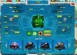 Captain America tái đấu Hulk trong Liên Minh Tank