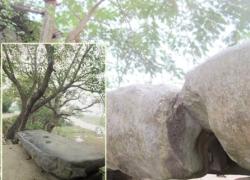 Chuyện lạ quanh phiến đá thần mỗi lần bị dịch chuyển khiến cả làng gặp nạn