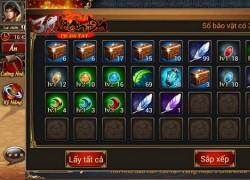 3Q Loạn Đả tạo cơ hội cho game thủ sở hữu hàng loạt đồ xịn
