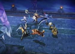 Chaos Legend – Game Việt gây sốt tại triển lãm game tại Hàn Quốc