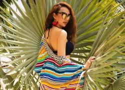 Ngọc Diễm gợi ý mix 4 bộ bikini cho mùa hè