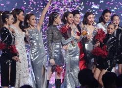 Chung kết The Face: Phí Phương Anh xuất sắc đoạt quán quân