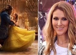 Céline Dion khoe giọng diva trong phim 'Beauty and the Beast'