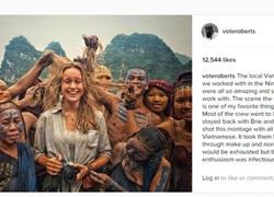 Bức ảnh đạo diễn 'Kong' thích nhất về người dân Việt Nam