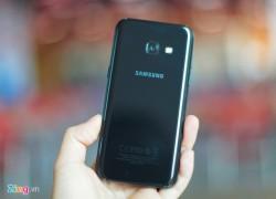 Galaxy A3 2017 - di động gọn gàng, chắc tay, giá 6,5 triệu đồng