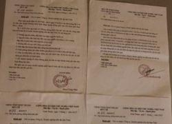 Cảnh báo tình trạng làm giả công văn Sở Y tế để tổ chức bán hàng