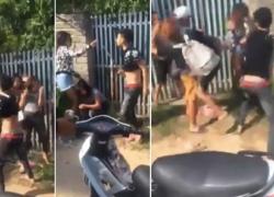 5 thanh niên đánh dã man cô gái trẻ gây sốc trên mạng phạm tội gì?