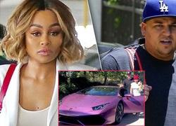 Bị em trai Kim 'đòi quà', bạn gái cũ trả hết xe hơi và trang sức đắt tiền