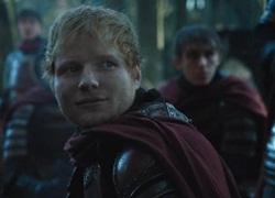 Ed Sheeran khoe giọng hát cứu cả tập đầu 'Game of Thrones' mùa 7