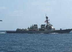 Mỹ tính cho phép tàu chiến đến Đài Loan, Trung Quốc phản đối