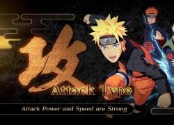 Những hình ảnh đầu tiên về bom tấn game Naruto mới sẽ ra mắt năm 2018