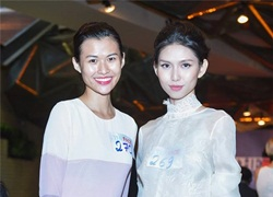 Sốc: Thùy Dương, Cao Thiên Trang bị loại ngay vòng 'gửi xe' của The Face