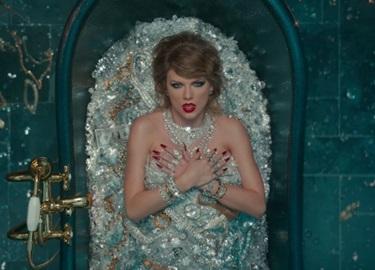 Taylor Swift xô đổ kỷ lục của Adele nhờ MV 'đá đểu' Katy Perry
