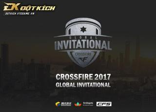 Boss.CFVN hạng 3 chung cuộc tại giải đấu quốc tế CFGI 2017, chung kết là nội chiến của người Trung Quốc