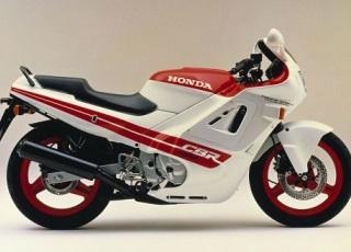 """Top 10 mẫu xe """"đình đám"""" nhất của Honda"""