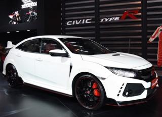 Honda Civic Type R có giá bán 75.000 USD ở Indonesia