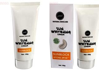 Kem chống nắng nâng tông SPF50++ MH Natural Skin Care SID64723