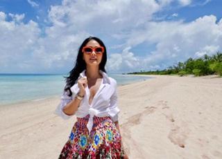 Những chuyến du lịch trong mơ của 'đại mỹ nhân Phillippines'