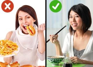 10 yếu tố giúp phụ nữ châu Á có thân hình mảnh mai nhất hành tinh