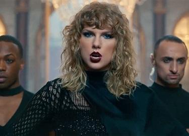Taylor Swift thu hút 37 triệu lượt xem khi 'đội mồ sống dậy' trong MV mới