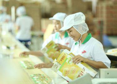 PAN FOOD của ông Nguyễn Duy Hưng sở hữu 50,07% tại Bibica