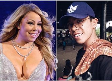 Chàng trai Philippines hát giống Mariah Carey đến kinh ngạc