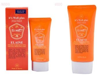 Gel tẩy da chết làm sạch và sáng da từ chiết xuất đu đủ IT'S WELL PLUS FPG SID65472