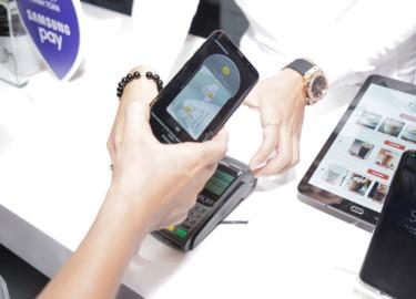 Cách sử dụng Samsung Pay để dùng di động thay thế ví tiền