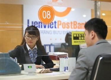 Cổ phiếu LienVietPostBank lên sàn chứng khoán