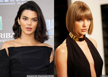 Kendall cấm hội bạn chân dài nghe nhạc của Taylor