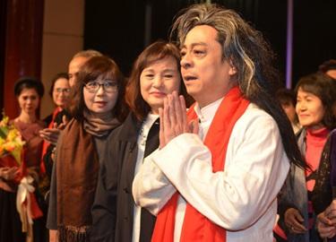 'Ông trùm Phan Quân' từng diễn trên sân khấu kịch với chỉ 8 người xem