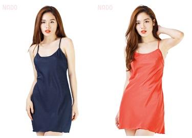 Váy ngủ Hisexy chéo lưng tinh nghịch V301 SID65235