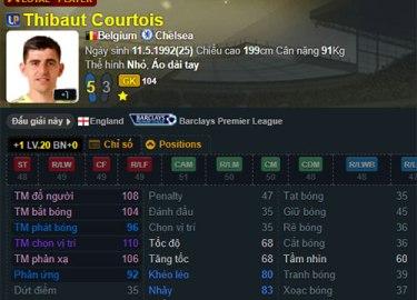 """FIFA Online 3: Đội Hình """"TO - BỔ - KHỎE"""" Trên 1m95"""