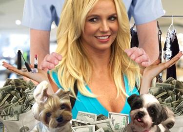 Hé lộ những khoản chi xa xỉ của Britney Spears trong năm ngoái