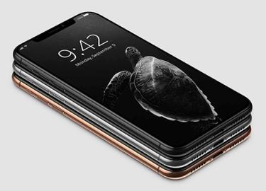 Màn hình OLED trên iPhone X có gì khác đời trước