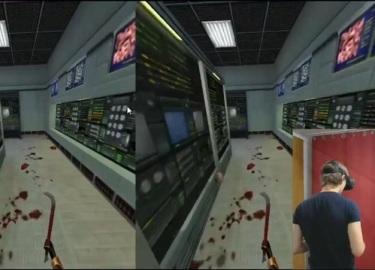 Mê mệt với phiên bản Half-Life 1 thực tế ảo, đảm bảo ai nhìn cũng thích thú