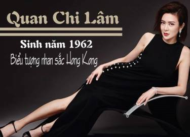 """Người đẹp Hong Kong tai tiếng với bao cuộc tình """"gây bão"""" vẫn đẹp xuất sắc ở tuổi 55"""