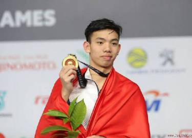 Nguyễn Huy Hoàng và con đường từ cậu bé làng chài đến kỷ lục gia SEA Games