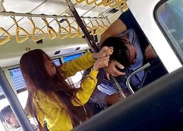 Nhân viên xô xát với khách trên xe buýt buộc phải học lại nghiệp vụ