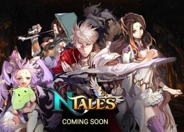 NTales: Child of Destiny - Game nhập vai Anime siêu kute cho di động
