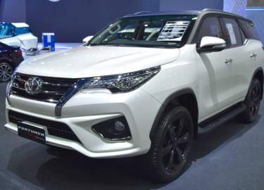 Toyota Innova và Fortuner 2018 sắp ra mắt được nâng cấp những gì?