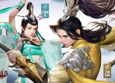 Võ Lâm Truyền Kỳ Mobile chính thức ra mắt phiên bản mới ngày 15/09
