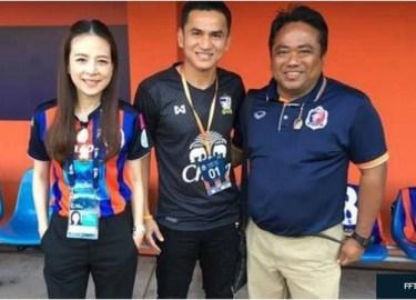Kiatisuk nghỉ việc ở Thai League, rộ tin sắp làm HLV tuyển Việt Nam