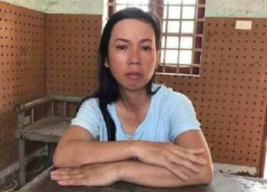 Chỉ khi nhắc đến con, nữ nghi phạm sát hại chủ nhiệm hợp tác xã mới khóc