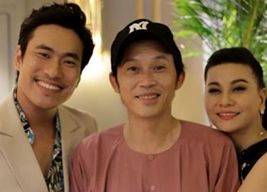 Hoài Linh động viên Kiều Minh Tuấn làm live show sau 10 năm chật vật